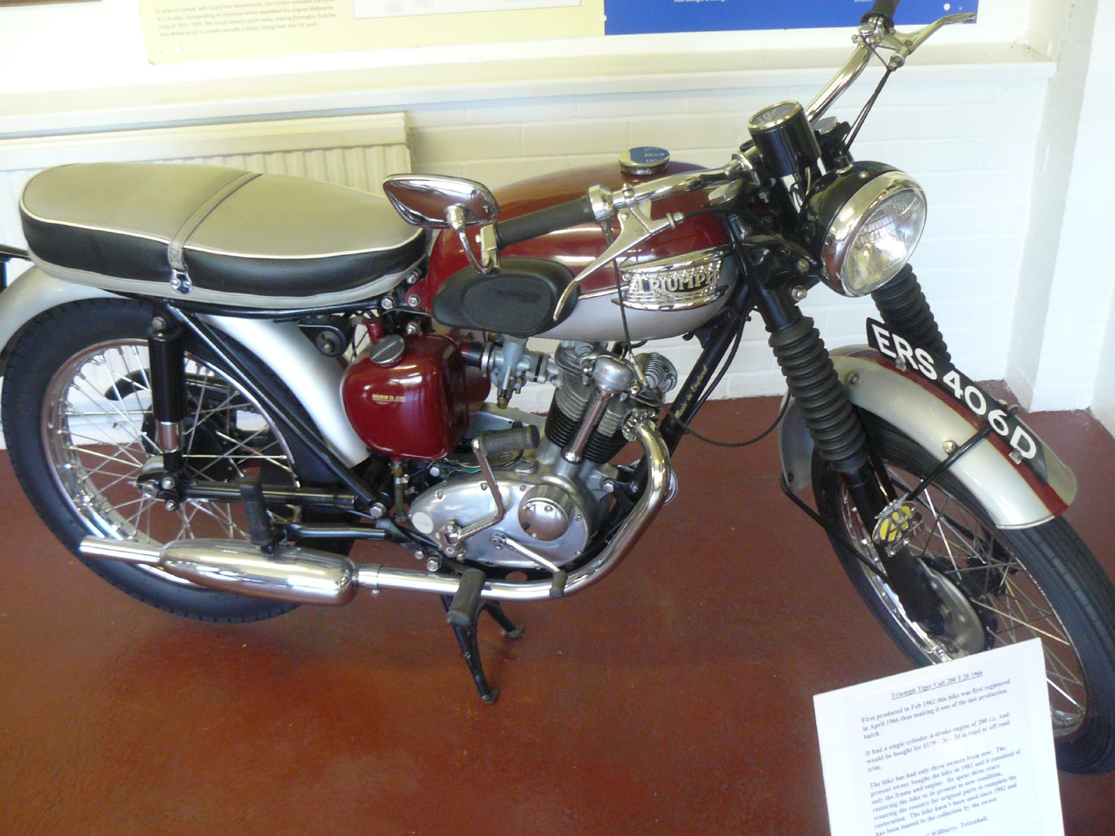 4 Stroke Motorcycle Wiring Diagram Triumph Tiger Cub Wikipedia