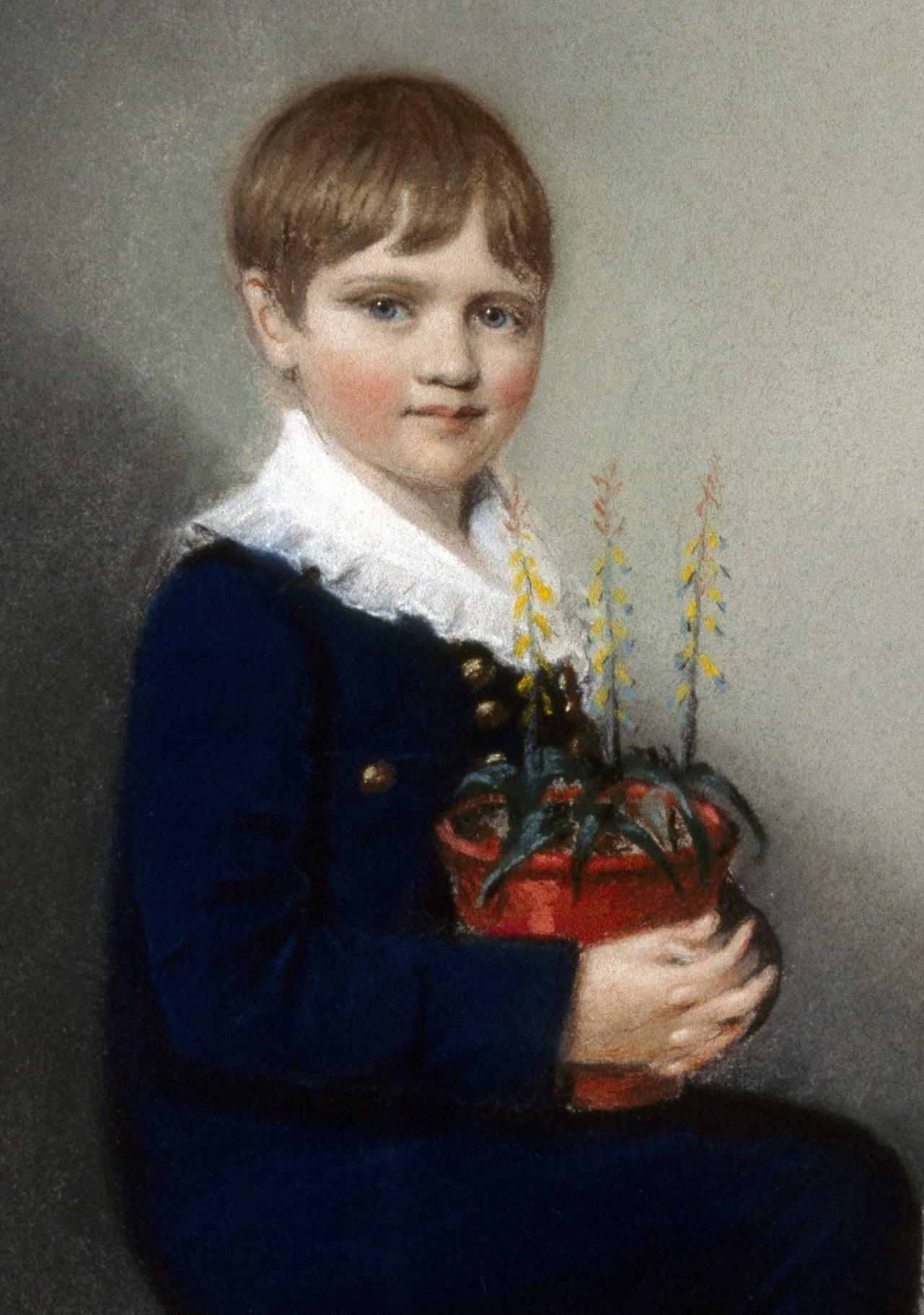 Charles Darwin - 1816