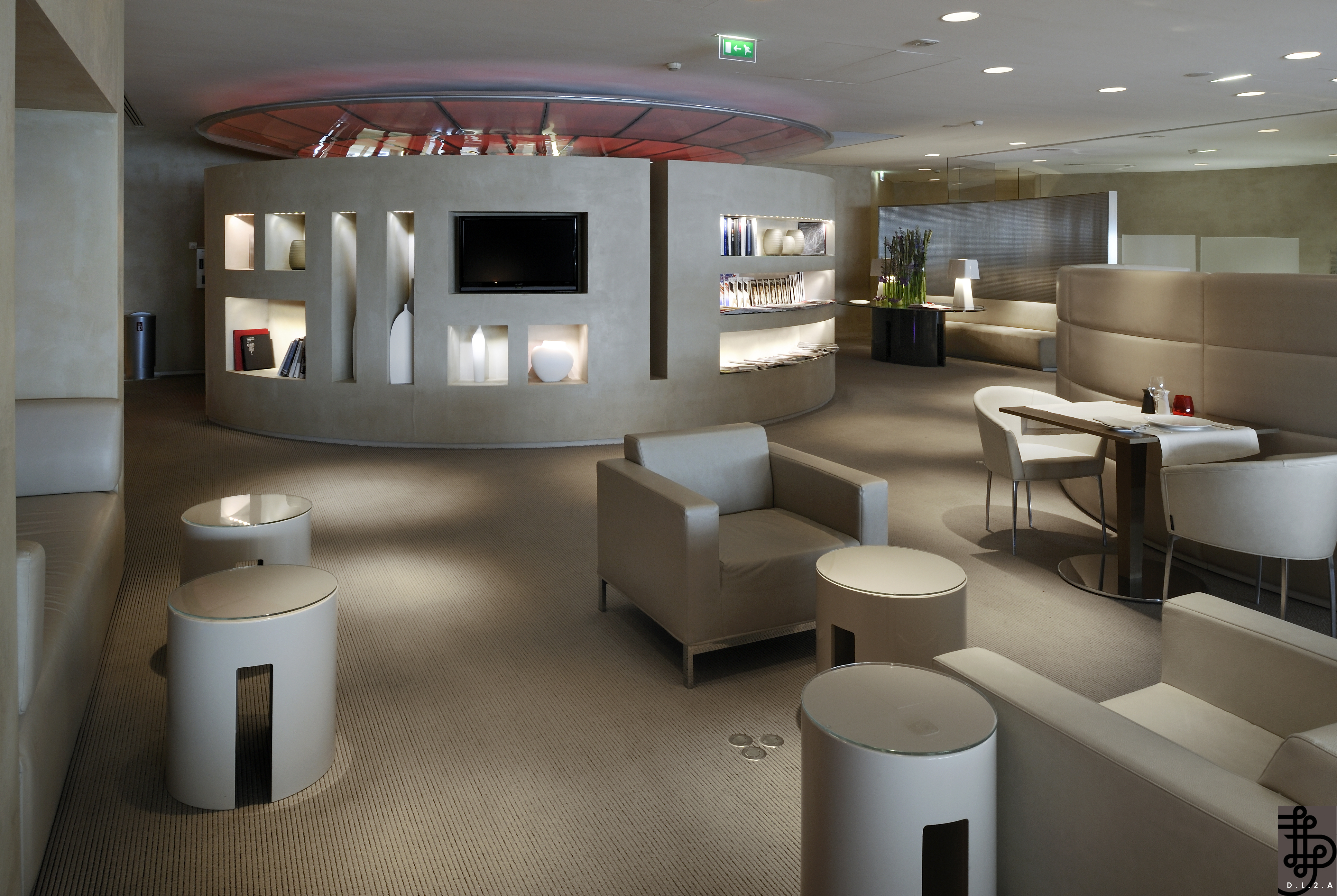 5 of the Top Airport Lounges in the world  Land Of The Traveler