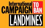 Logo of the International Campaign to Ban Land...