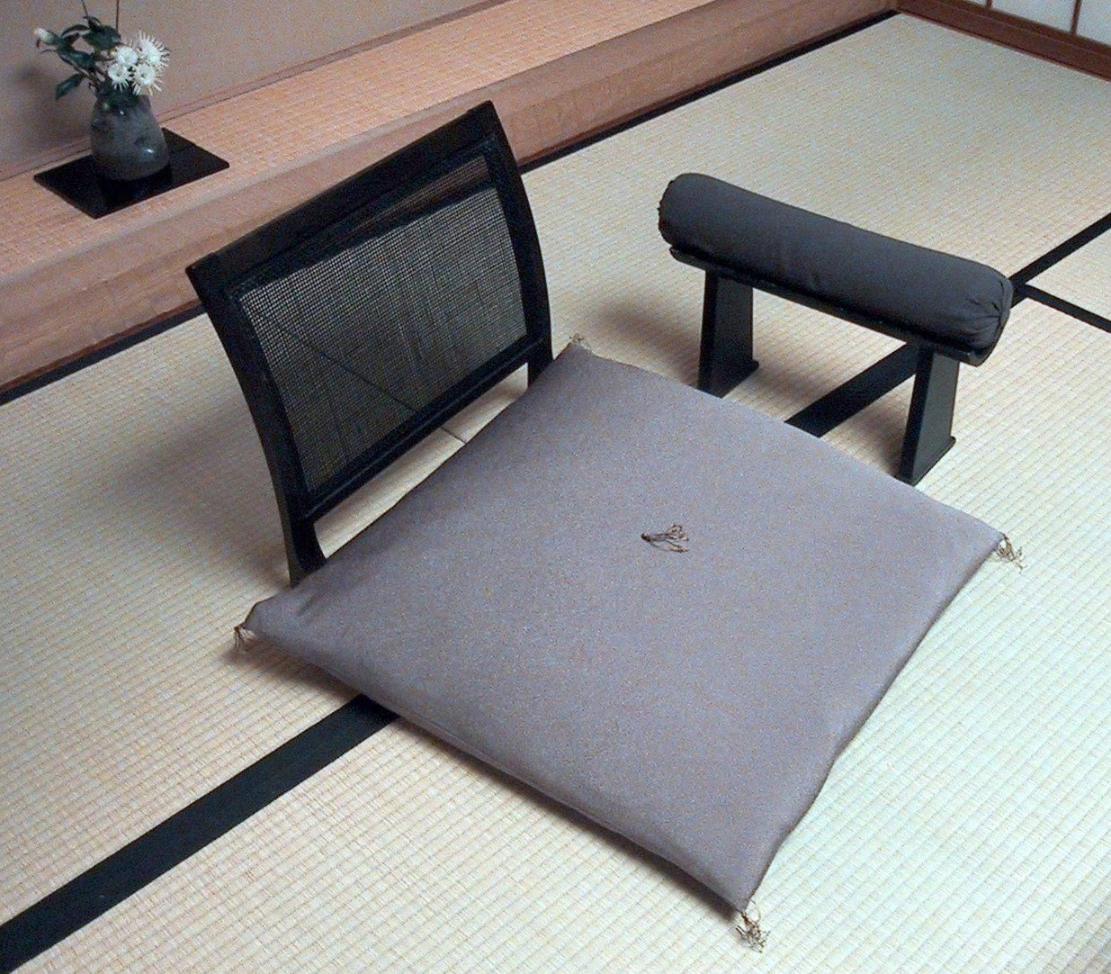 Japanese Chair Zaisu Wikipedia