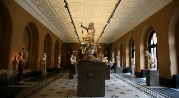 Victoria and Albert Museum Sculpture