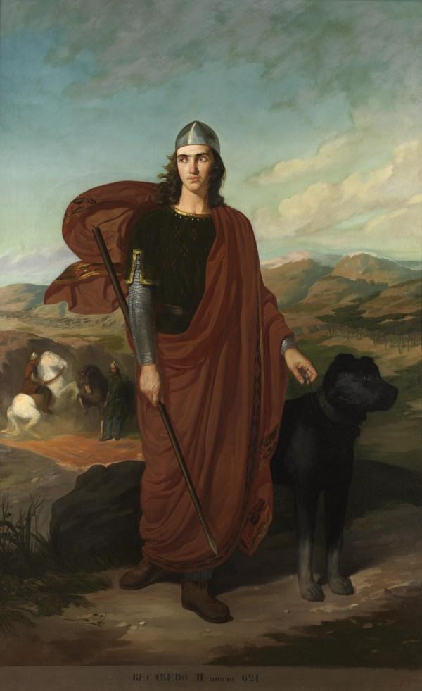 File Recaredo Ii Rey De Los Visigodos Museo Del Prado