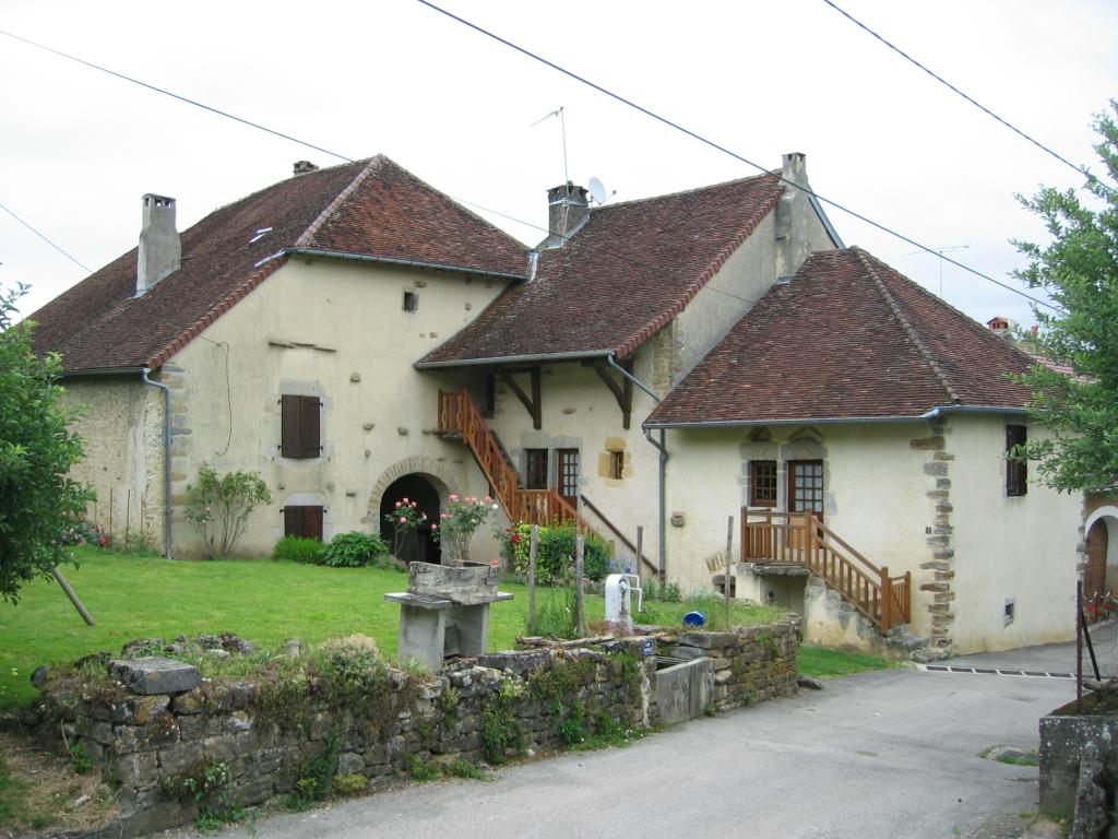 Habitation Traditionnelle Du Jura Wikipdia