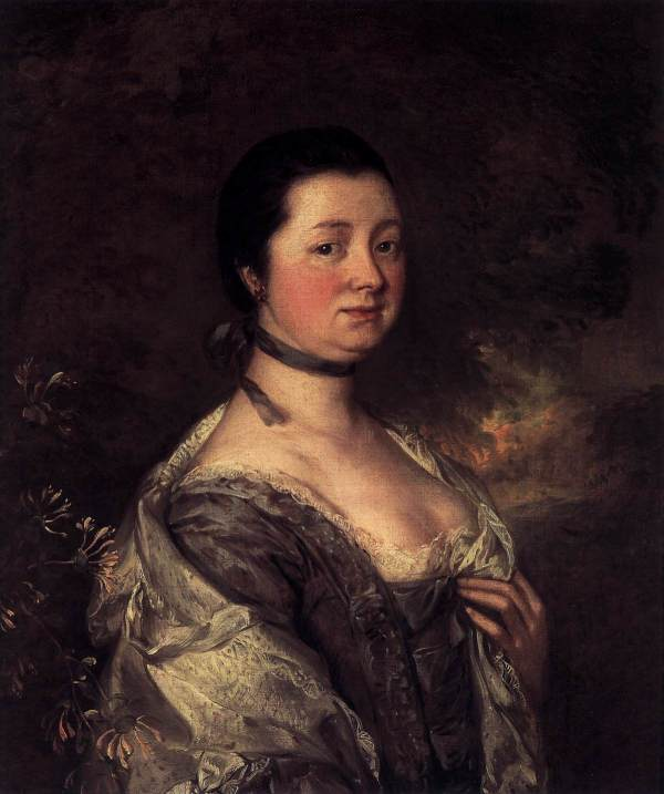 1000 Artist - Gainsborough Thomas Portrait