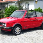 Volkswagen Golf Cabriolet Simple English Wikipedia The Free Encyclopedia