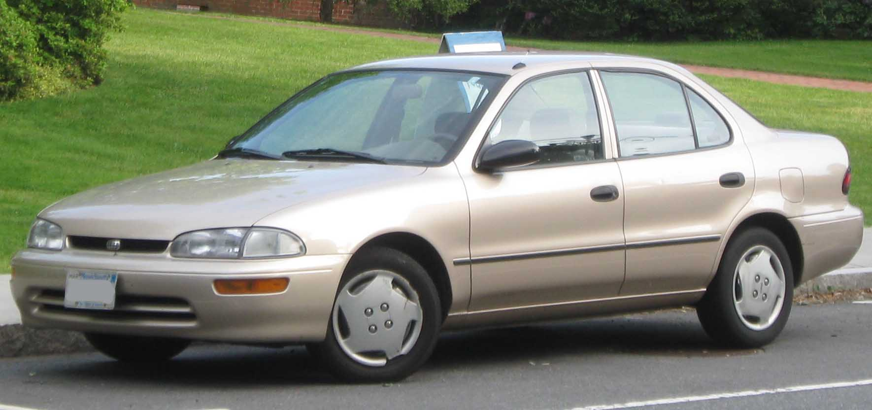 hight resolution of 2001 chevrolet geo prizm