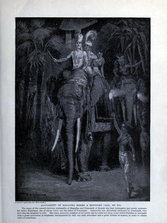 King Ajatasattu