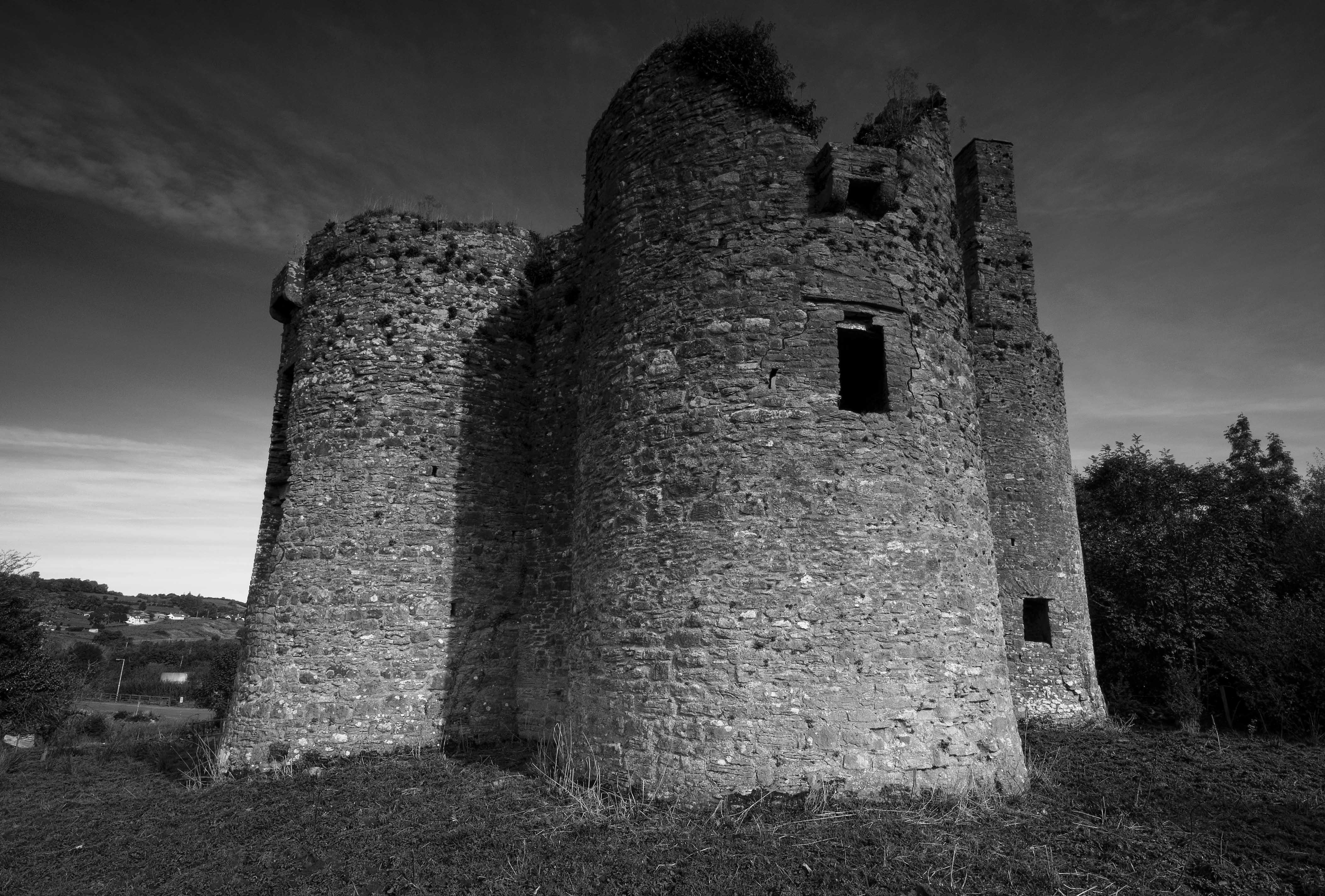 FileBallinafad Castle Co Sligo Irelandjpg Wikimedia