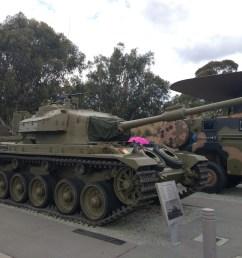 centurion tank at the australian war memorial [ 4608 x 3456 Pixel ]