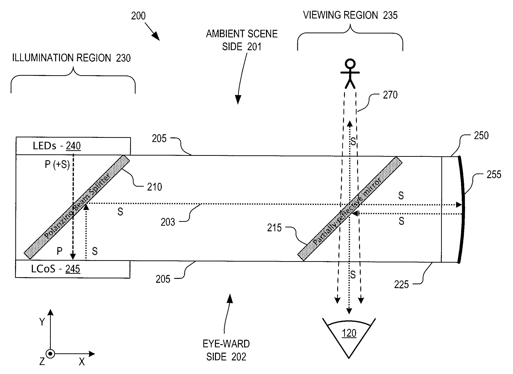 Файл:Google Glass Explorer Optics Schematic.png