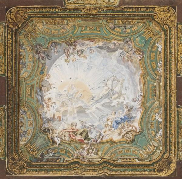 "File Juste-aurle Meissonnier - ""chariot Of Apollo"