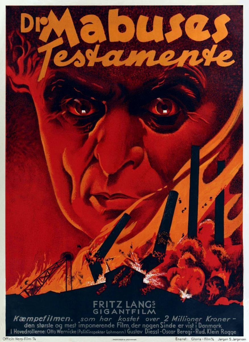 Le Testament Du Docteur Mabuse : testament, docteur, mabuse, Testament, Docteur, Mabuse, Wikipédia