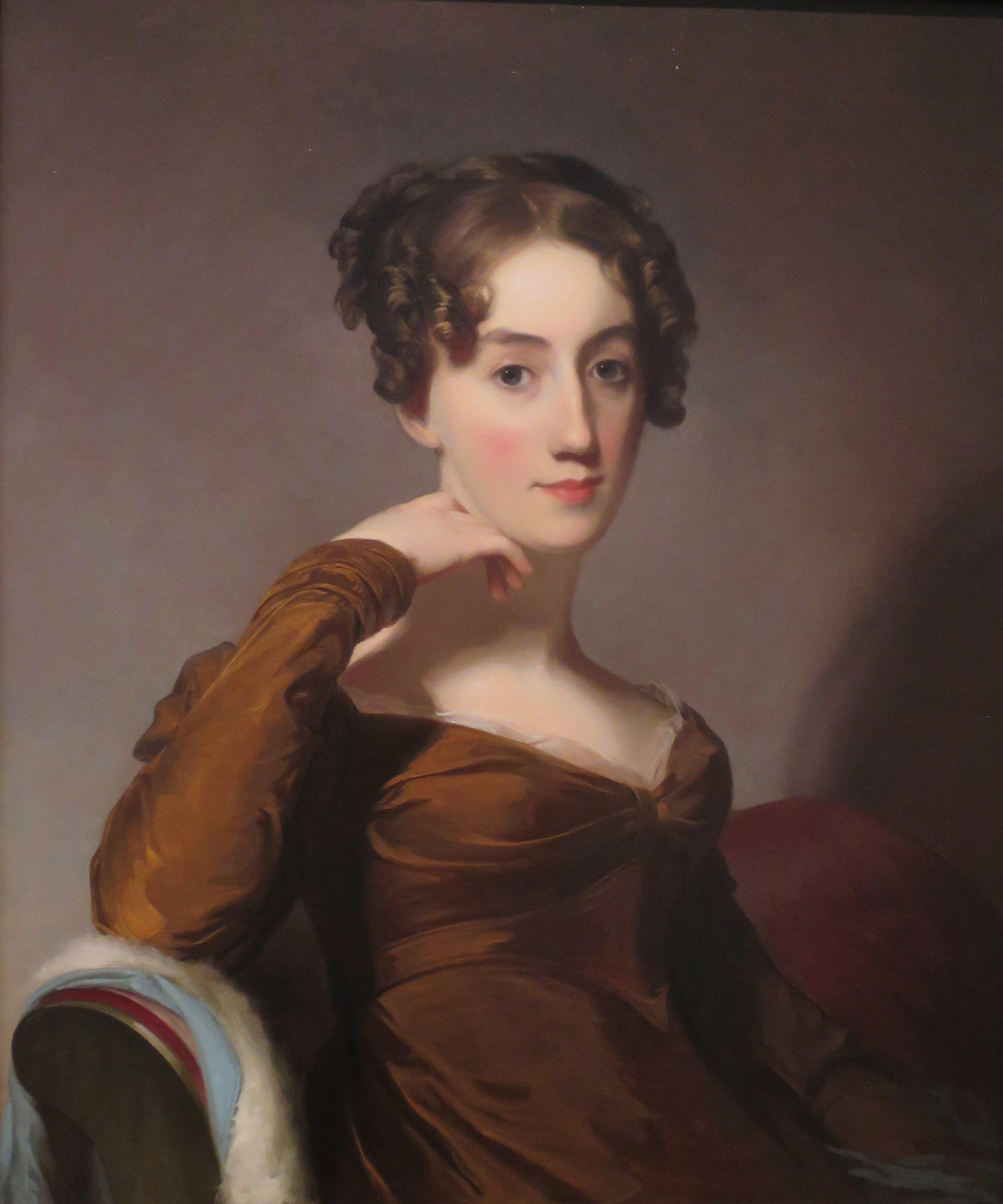 Retrato de Elizabeth McEuen Smith