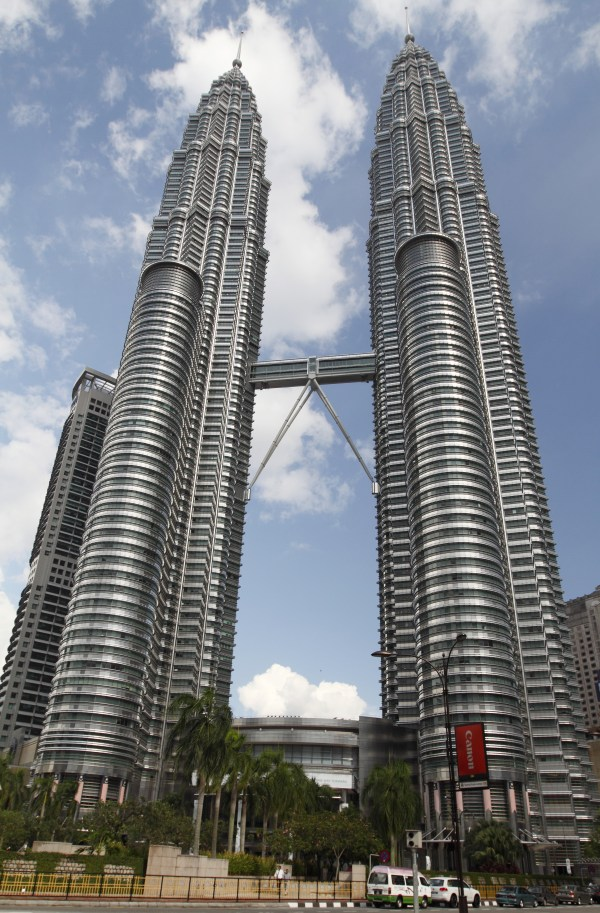 Petronas Twin Towers History