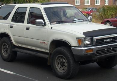 Toyota 4runner Wikipedia The Free Encyclopedia