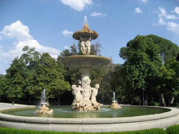 File Buen Retiro Park
