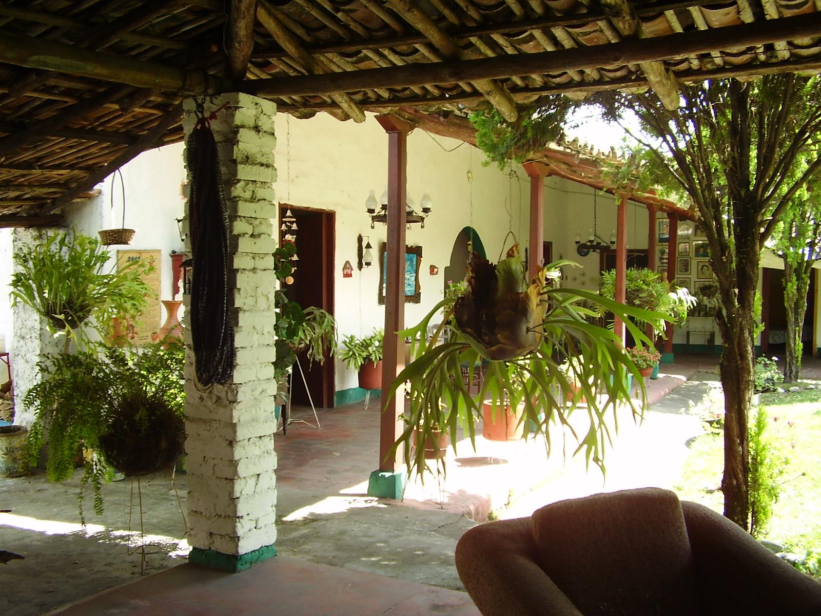 FileCasa Colonial en Bahareque Manzana 81 Predio 007 El
