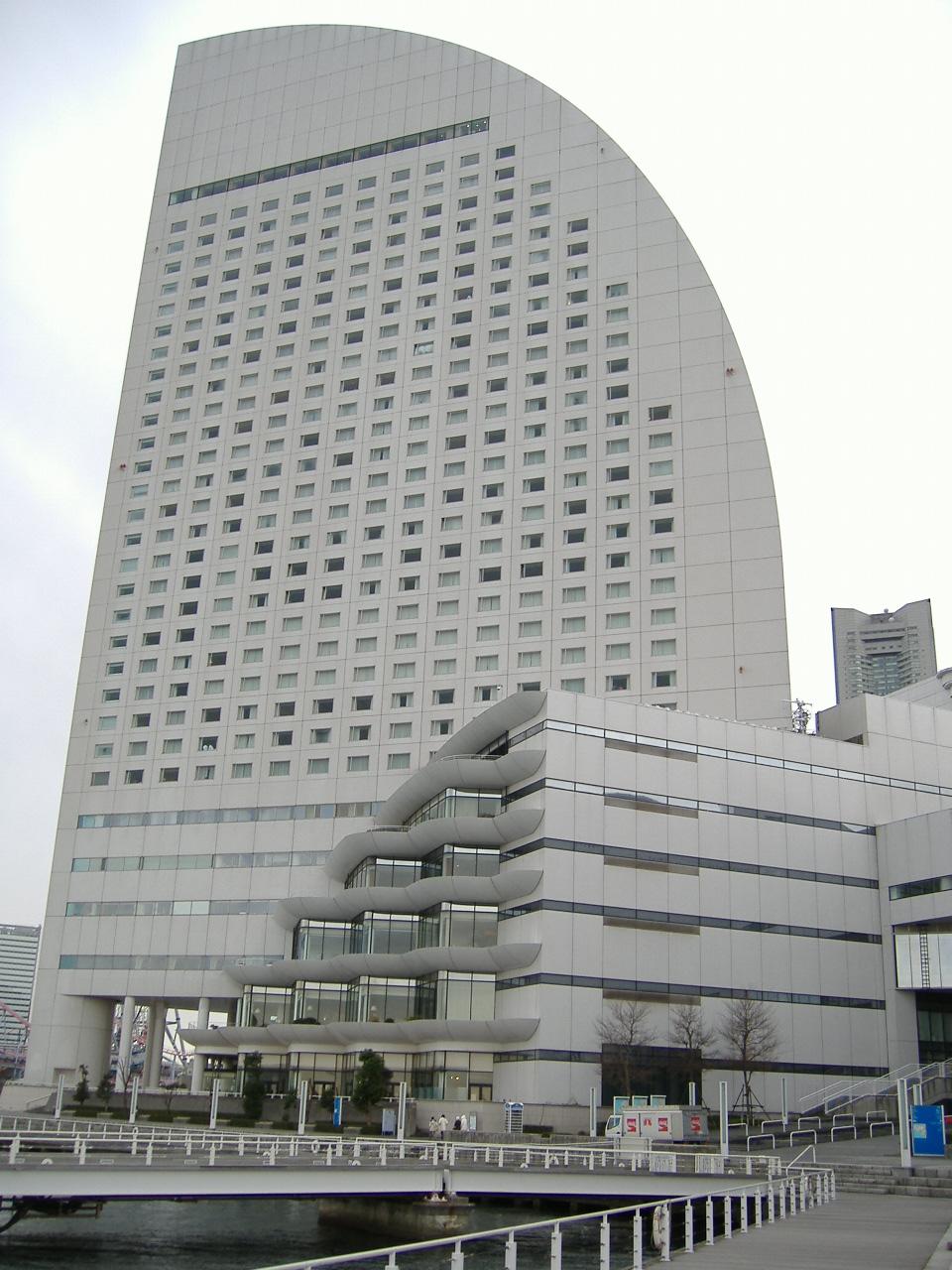 Yokohama Grand Intercontinental Hotel  Wikipdia