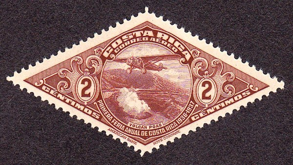 Postage stamps and postal history of Costa Rica Wikipedia