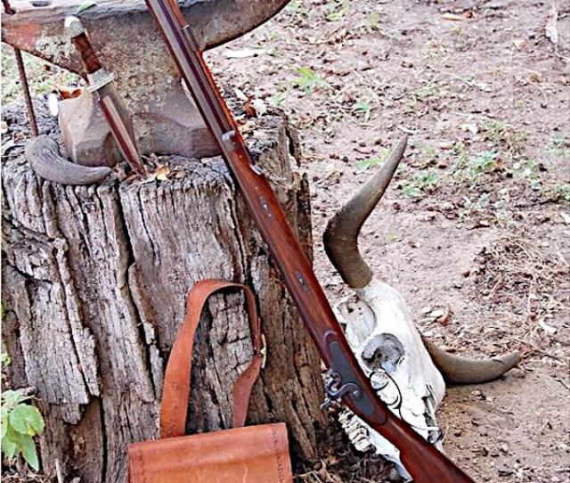 Lyman Replica Of Plains Rifle