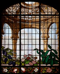 File:Henry G. Marquand House Conservatory Stained Glass ...