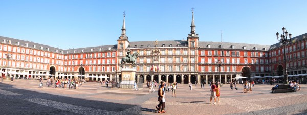 File Madrid - Plaza Mayor