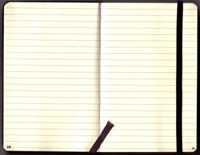 moleskine notebook christmas present vagabond