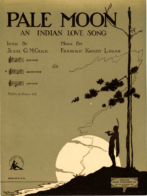Pale Moon Song Wikipedia