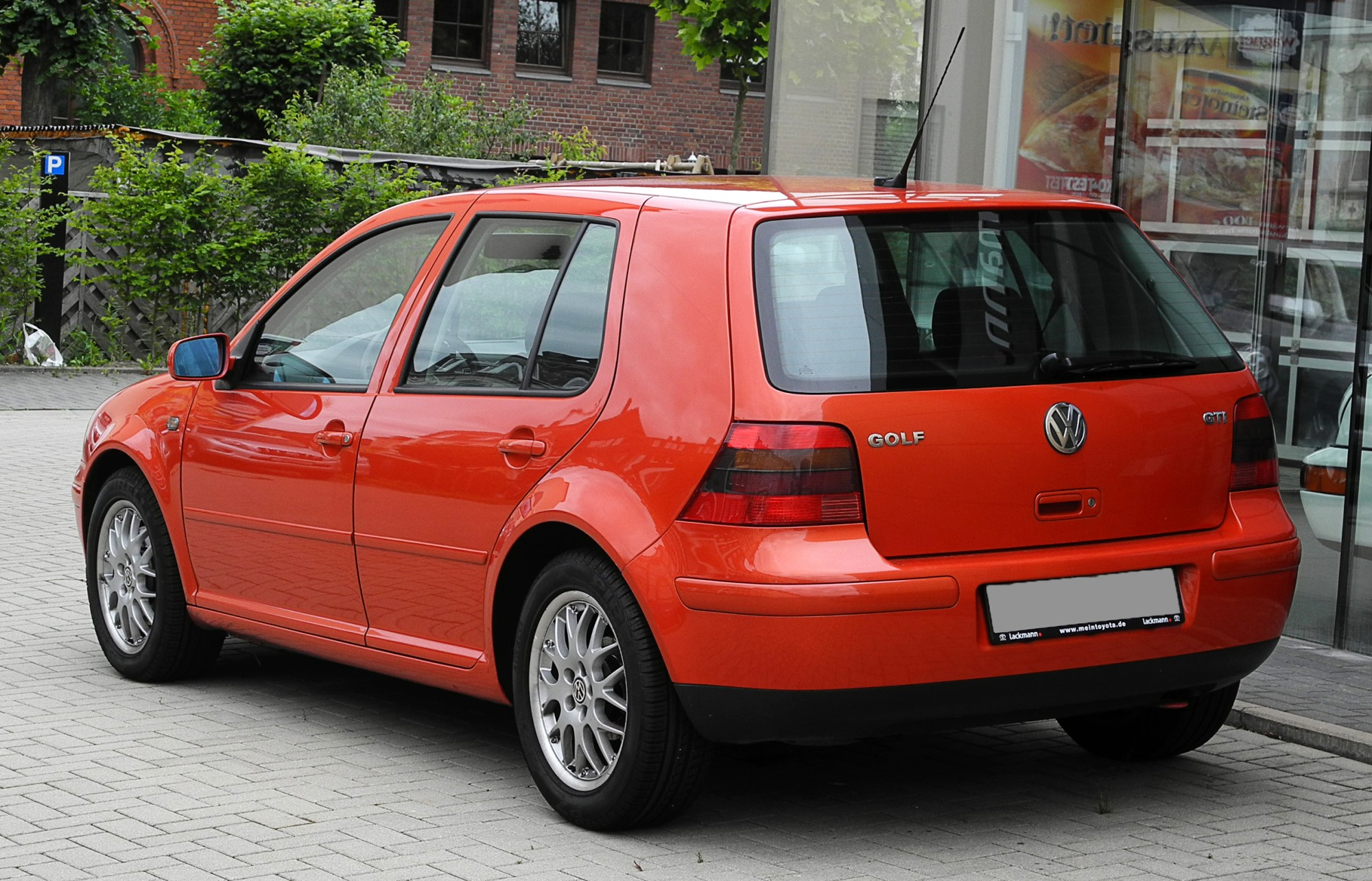 hight resolution of volkswagen golf iv gti bagfra