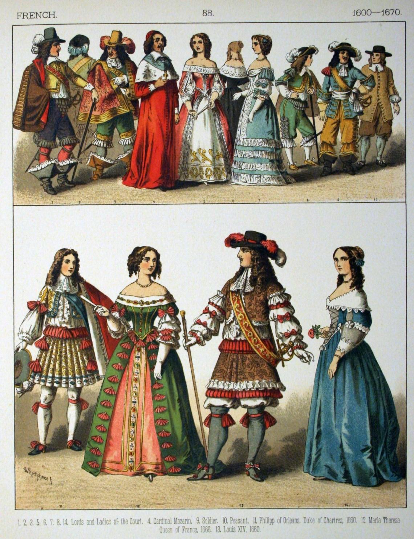 %name 17th Century Fashion