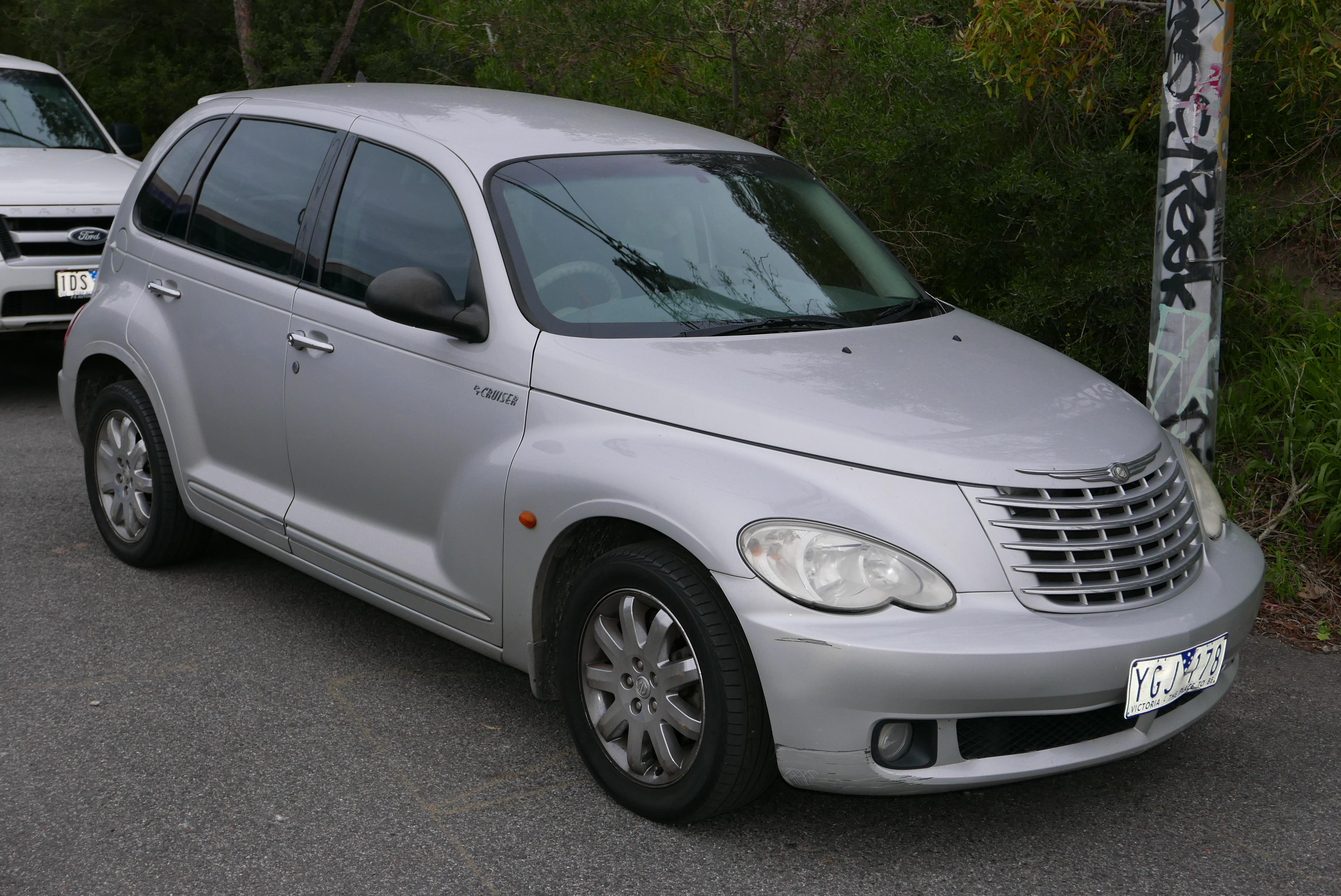 2005 Chrysler Pt Cruser Fuse Box Diagram