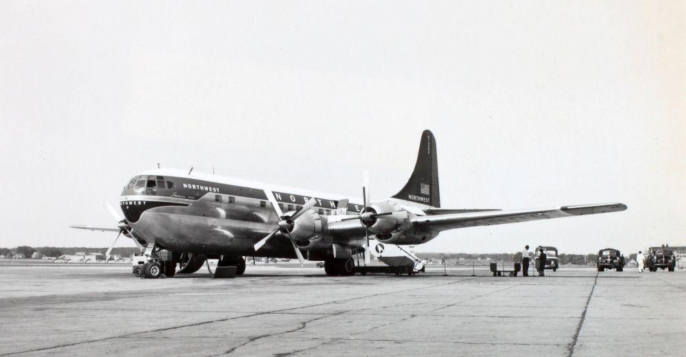 Boeing 377 Stratocruiser Military Wiki Fandom Powered