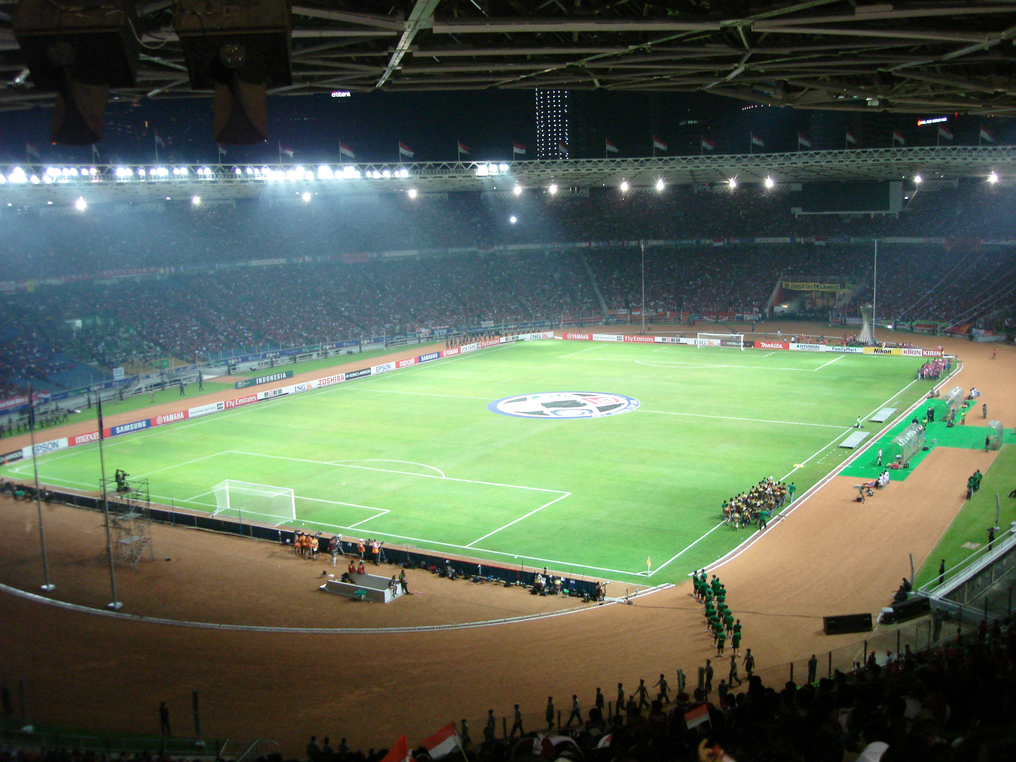 Stadion Utama Gelora Bung Karno - Wikiwand
