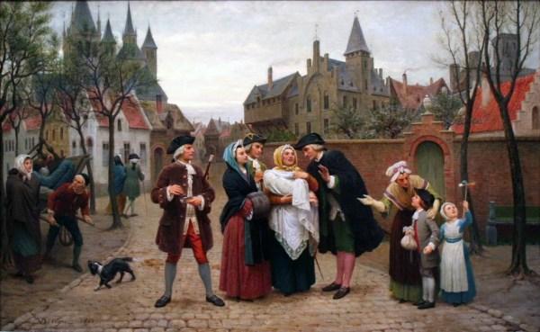 File Lix De Vigne - Doop In Vlaanderen 18de Wikimedia Commons