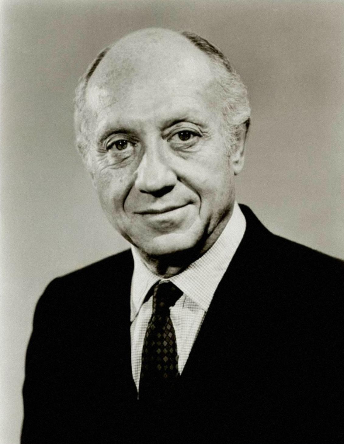 U.S. Senator Jacob K. Javits