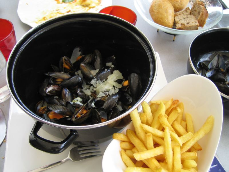 Moulesfrites  Wikipdia