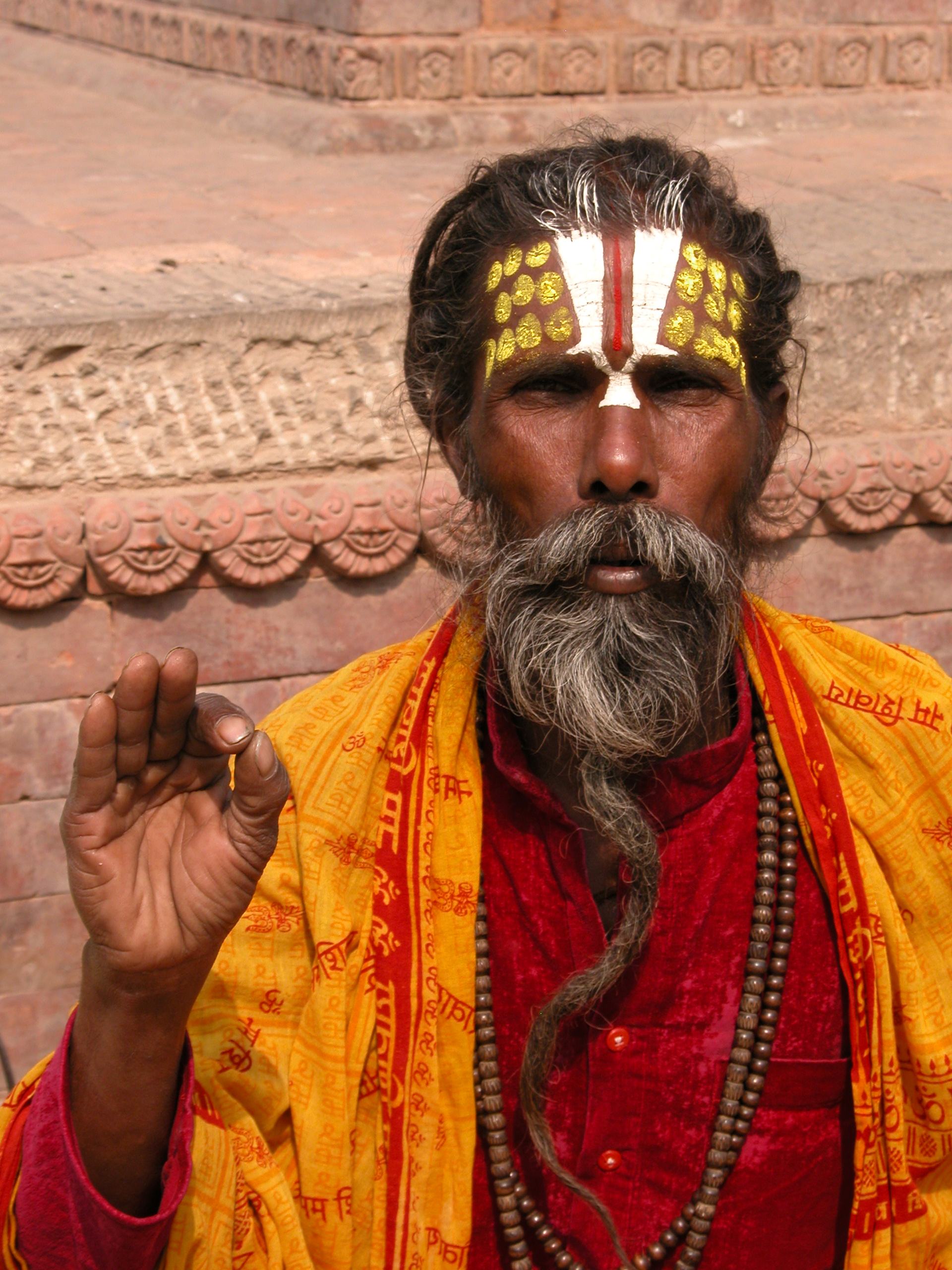Hinduism Holy People