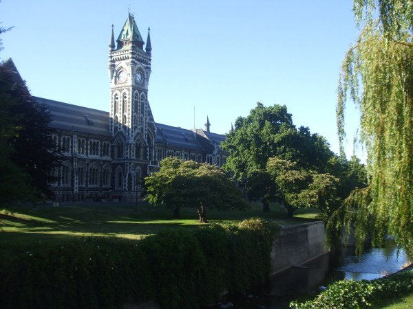 File University Of Otago - Clocktower