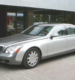 maybach 57 and 62 [ 2560 x 1920 Pixel ]