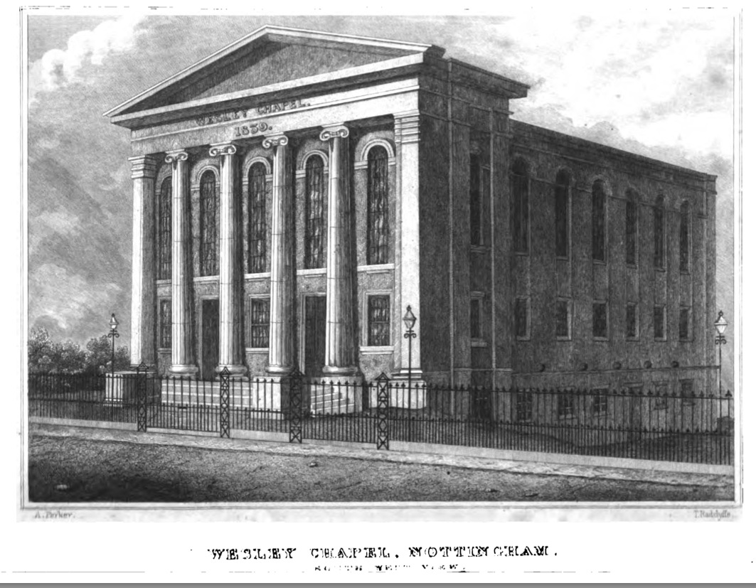 Broad Street Wesleyan Church  Wikipedia