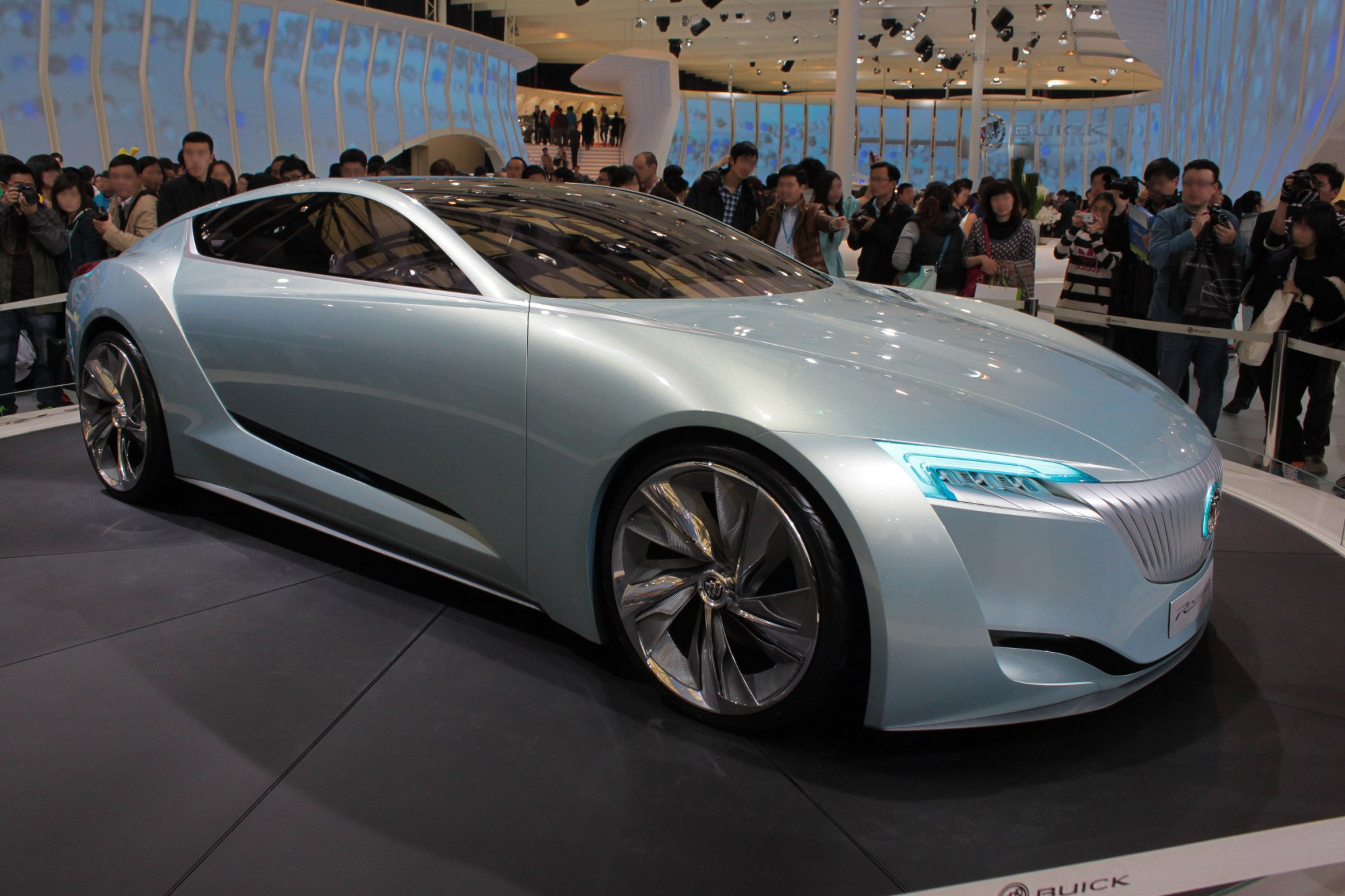 hight resolution of file buick riviera concept at auto shanghai 2013 jpg