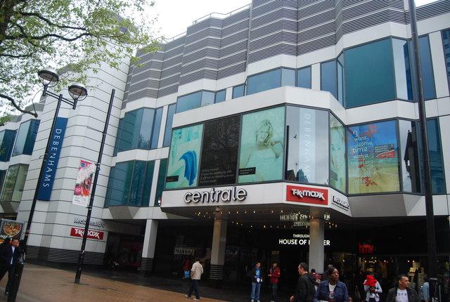 Centrale Croydon  Wikipedia