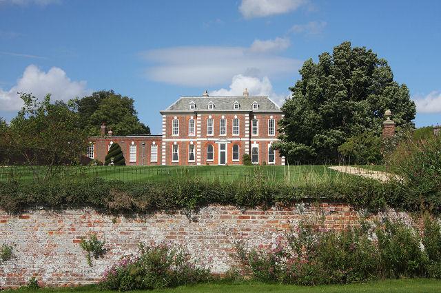 Dalham Hall  Wikipedia