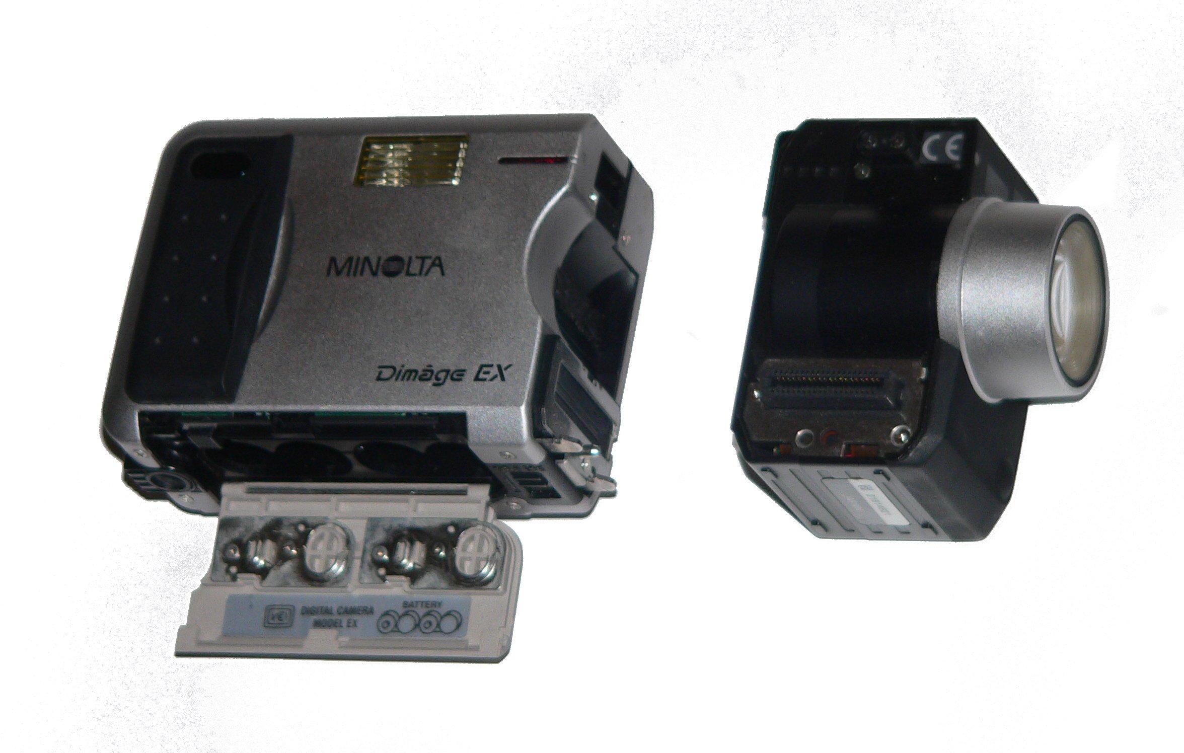 Minolta Dimage EX 1500