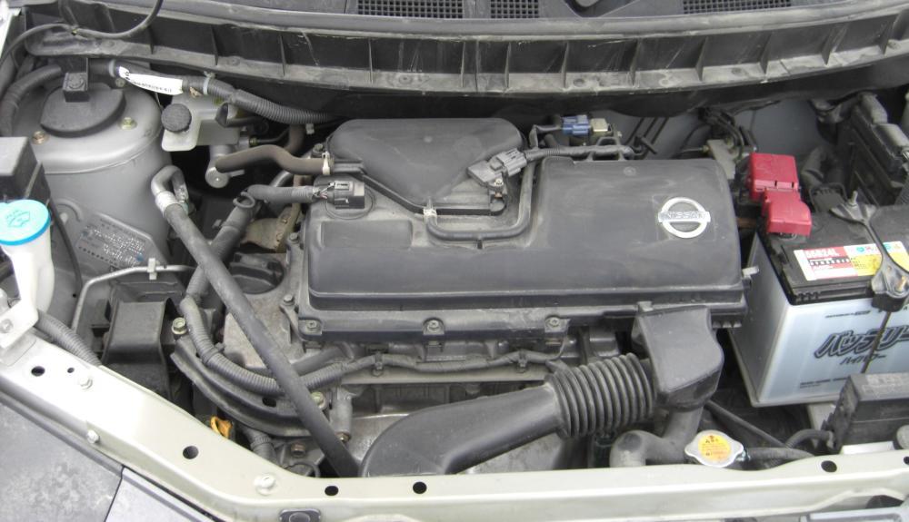 medium resolution of nissan cr engine