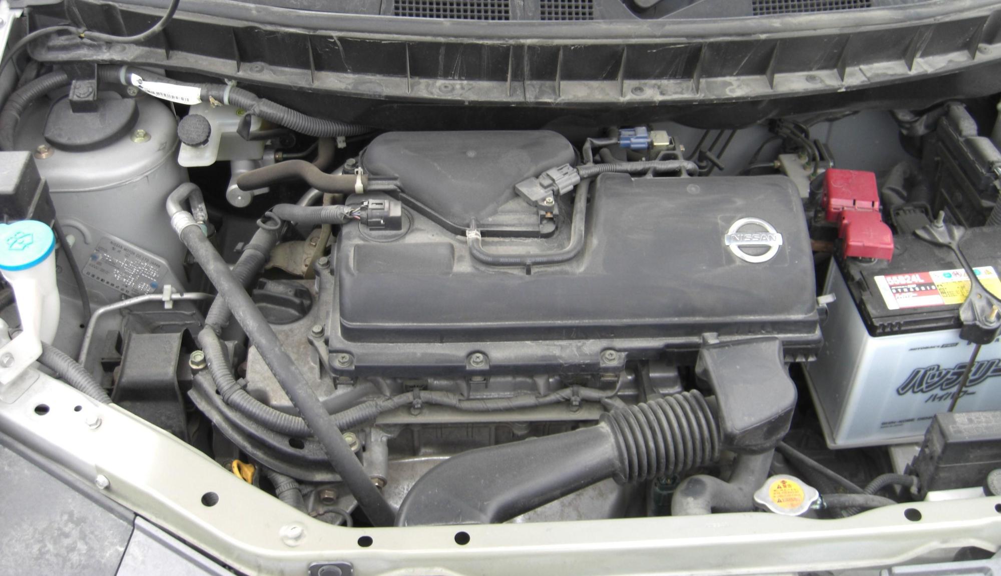 hight resolution of nissan cr engine
