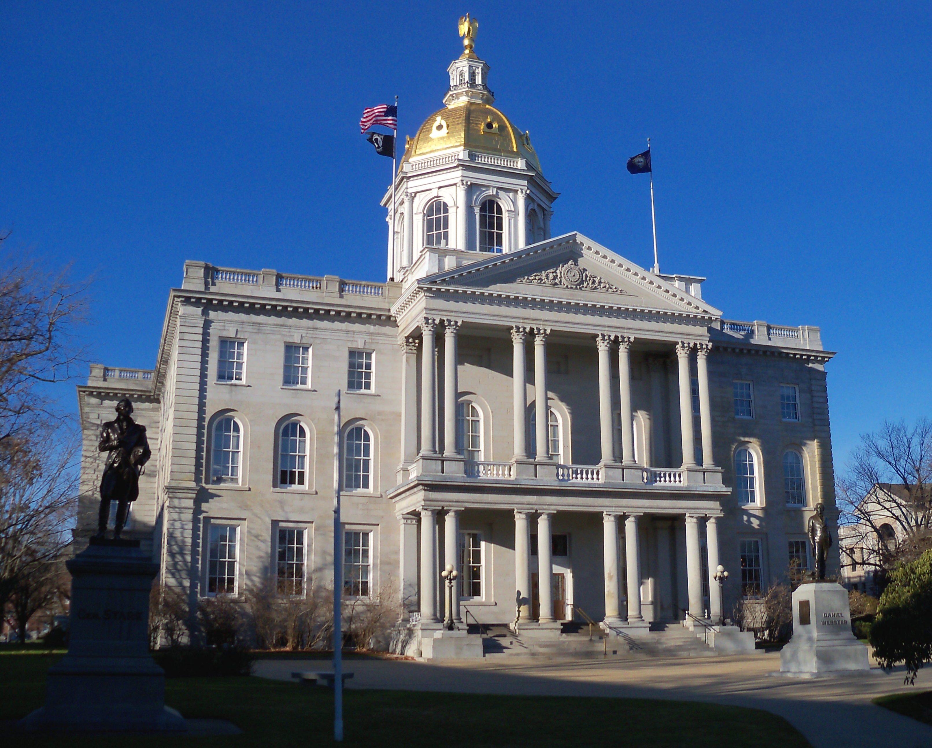 File New Hampshire State House 5
