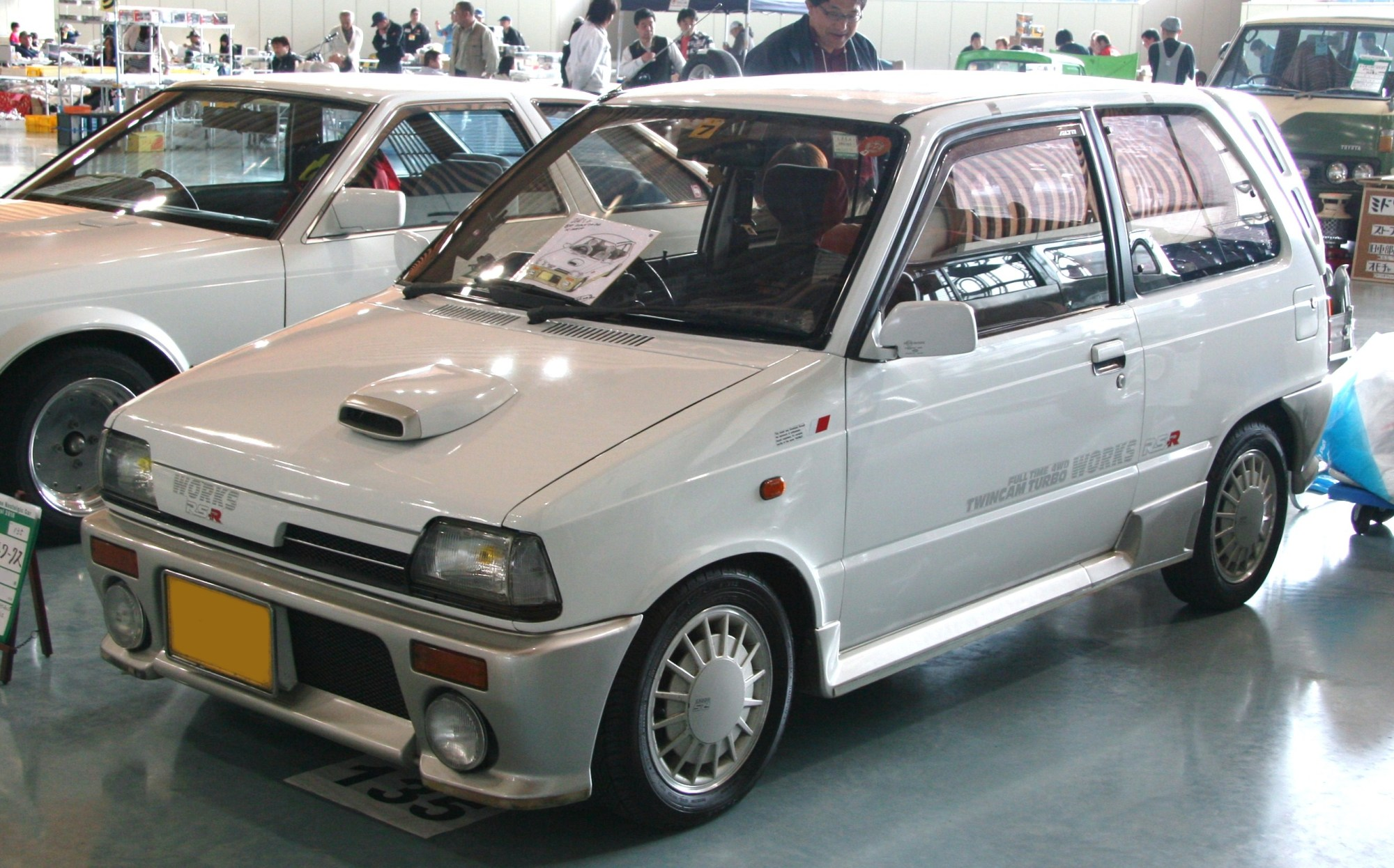 hight resolution of suzuki alto works rs r cc72