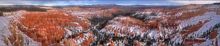 Parco nazionale del Bryce Canyon (Stati Uniti d'America) - Luoghi più belli del mondo